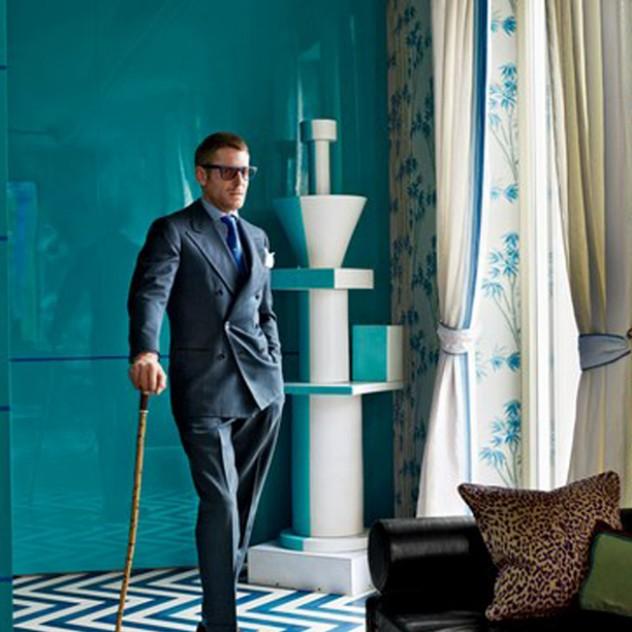 10+1 λόγοι που αγαπήσαμε το penthouse του Lapo Elkann στο Μιλάνο