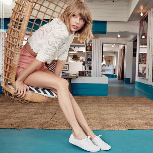Αναδείξτε τα πόδια σας όπως η Taylor Swift