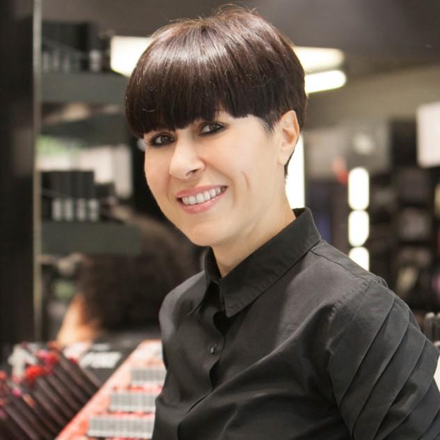 H Αλεξάνδρα Σπυριδοπούλου αποκαλύπτει τις makeup τάσεις της σεζόν