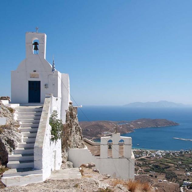 Serifos calling: αποδράστε στο γραφικό νησί των Κυκλάδων