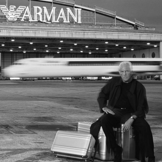 Ένα ξεχωριστό fashion show στο αεροδρόμιο του Μιλάνου