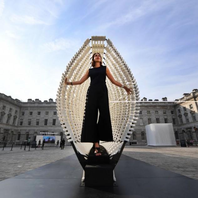 7 installations που αγαπήσαμε στην Μπιενάλε σχεδιασμού του Λονδίνου