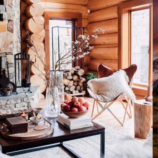 Περιηγηθείτε σε ένα υπέροχο και cozy σπίτι στο Colorado