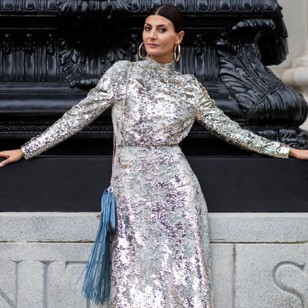 Shine bright: Πώς φοράνε τις παγιέτες οι αγαπημένες μας fashionistas