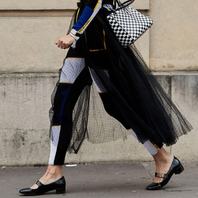Οι πιο fashionable τρόποι για φορέσετε το τούλι στην καθημερινότητά σας