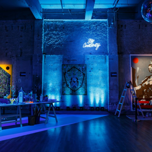 Bombay Sapphire & Yatzer σε αποστολή δημιουργικότητας