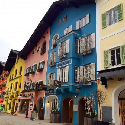 Kitzbühel: Ιανουάριος στην καρδιά των Αυστριακών Άλπεων