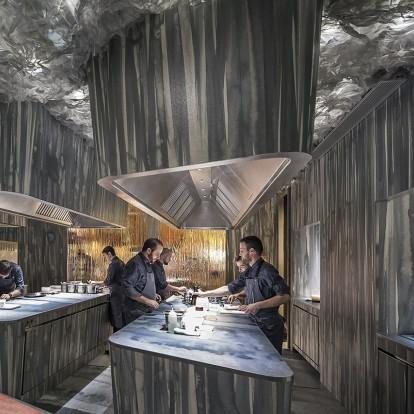 Το νέο one of a kind εστιατόριο Enigma του σεφ Albert Adrià στη Βαρκελώνη
