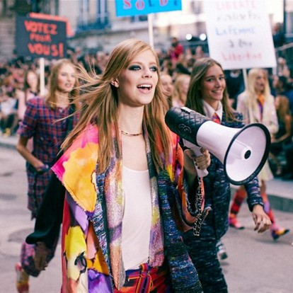 Time's Up: Οι επαναστάτριες του Χόλιγουντ