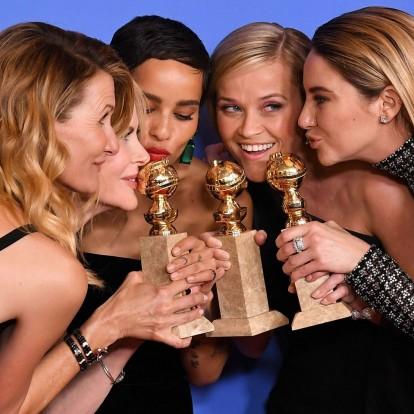 Χρυσές Σφαίρες 2018: Οι σημαντικότερες στιγμές της μεγάλης βραδιάς