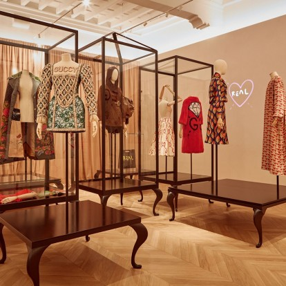 Gucci Garden: το νέο φαντασμαγορικό project του Alessandro Michele