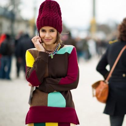 Tα hat styles που θα σας κρατήσουν ζεστές