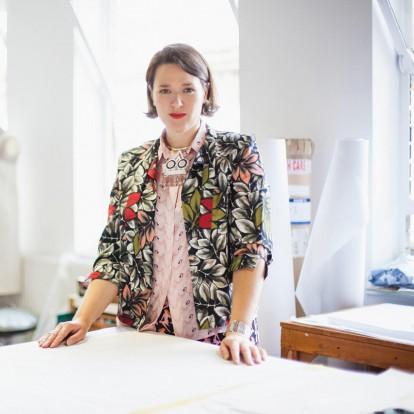 Η Holly Fulton αποκαλύπτει τη νέα high street συλλογή της