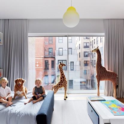 8+1 ιδέες για να δώσετε στο παιδικό δωμάτιο μια μαγική πινελιά