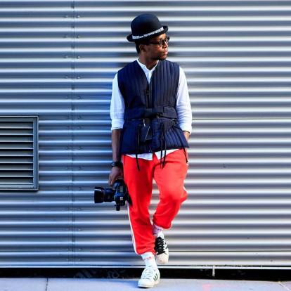 Έφυγε από τη ζωή ο διάσημος street style φωτογράφος Nabile Quenum