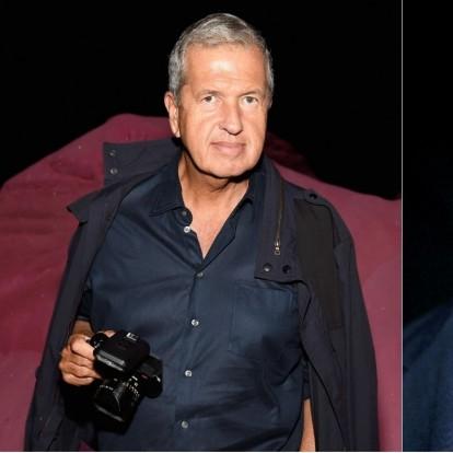 Άνδρες μοντέλα κατηγορούν Testino και Weber για σεξουαλική παρενόχληση