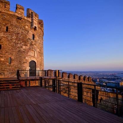 Ισπανοί μαθητές ανακάλυψαν την ιστορική κληρονομιά της πόλης