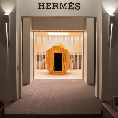 Το εντυπωσιακό ντεμπούτο της Hermès στο Διεθνές Σαλόνι Ωρολογοποιίας