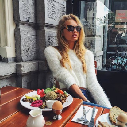 5 ιδέες για πρωινό για να αποκτήσετε το σώμα ενός μοντέλου