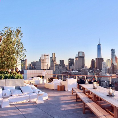 Public Hotel: Μια απίθανη εμπειρία φιλοξενίας στη Νέα Υόρκη