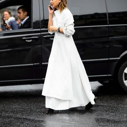 12 ιδέες για υπέρκομψα white looks