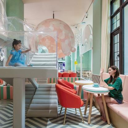 Neobio kids restaurant, ένας ονειρεμένος μικρόκοσμος για παιδιά