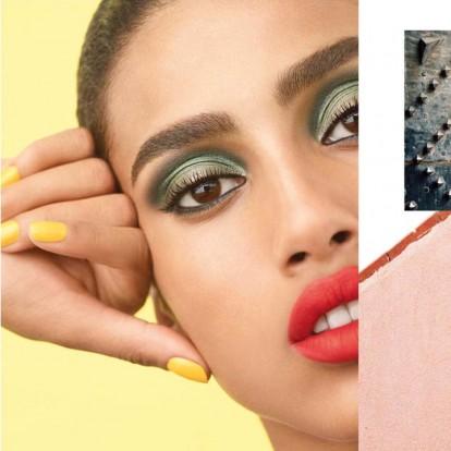 Πώς να εντάξετε διακριτικά το χρώμα στο καθημερινό σας μακιγιάζ