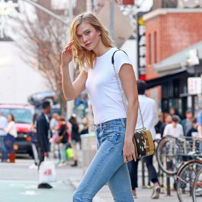 Αποκτήστε το easy chic στιλ της Karlie Kloss