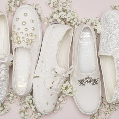 Ήρθαν τα wedding sneakers