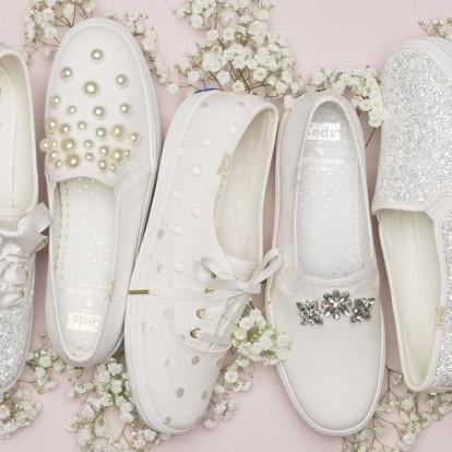 Ήρθαν τα wedding sneakers