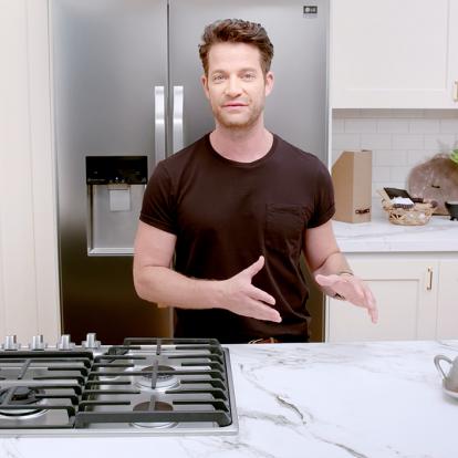 Food Deco: Έξυπνες συμβουλές για homies από τον Nate Berkus