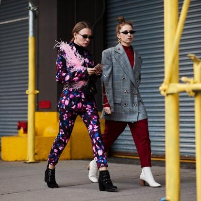 Τα NYFW street style looks που δε θα σταματάτε να χαζεύετε