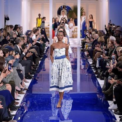 NYFW: Το φινάλε της Carolina Herrera και τα highlights της 5ης μέρας