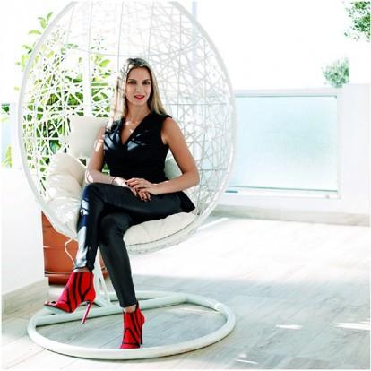 H hotelier Τόνια Βασιλοπούλου προτείνει 5 κορυφαία ξενοδοχεία στον κόσμο