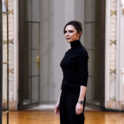 Sneak preview της νέας συλλογής της Victoria Beckham