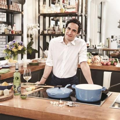 5 βιβλία μαγειρικής που υπογράφουν celebrities