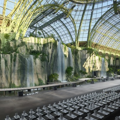 O οίκος Chanel χρηματοδοτεί την ανακαίνιση του ιστορικού Grand Palais