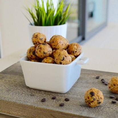 Συνταγή ευεξίας: Peanut butter energy bites