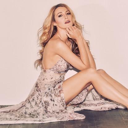 Πώς έχασε η Blake Lively τα περιττά κιλά της εγκυμοσύνης