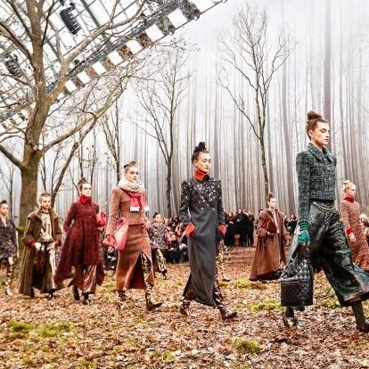 Το μαγικό δάσος της Chanel και τα shows που ξεχώρισαν πριν το φινάλε