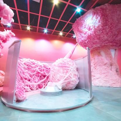 Ο παράδεισος των γλυκών σε ένα μουσείο που σαρώνει στο Instagram