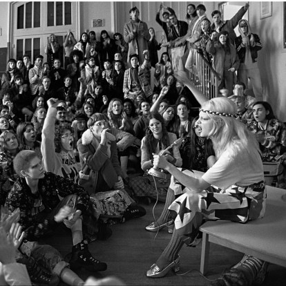 Η νεανική εξέγερση του 1968 μέσα από τα μάτια του Alessandro Michele