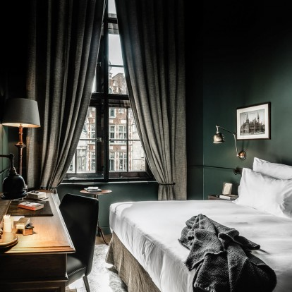 The hot list 2018: Απόδραση στα νέα ξενοδοχεία της Ευρώπης