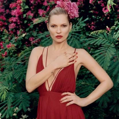 Τα μαθήματα ομορφιάς που πήραμε από την Kate Moss