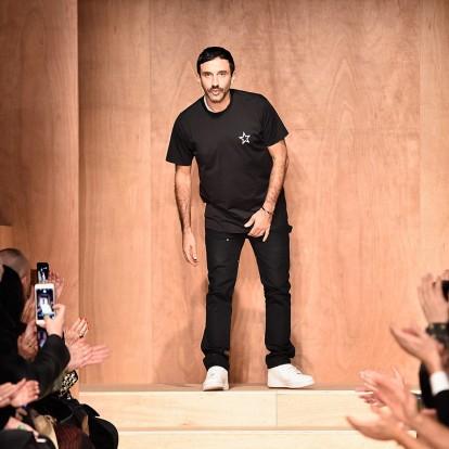 O Riccardo Tisci είναι ο νέος καλλιτεχνικός διευθυντής του οίκου Burberry