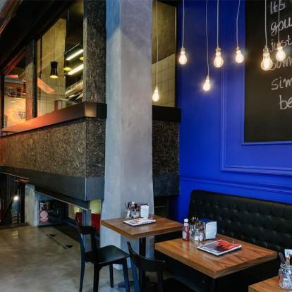 Δοκιμάζοντας τα πιο πληθωρικά και gourmet burger της Θεσσαλονίκης