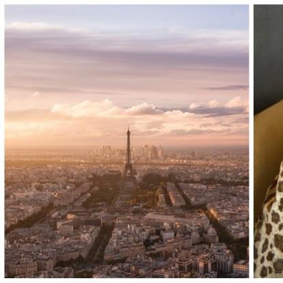 Η lifestyle blogger Μίνα Μπαγιώτα προτείνει ταξίδια για ερωτευμένους
