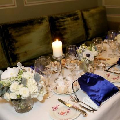 Ένα πριβέ δείπνο στο Mark's Club του Λονδίνου