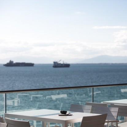 Απολαύστε καφέ με υπέροχη θέα στη Θεσσαλονίκη –part 1