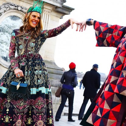 Fashion books που υπογράφουν τρεις στιλάτες κυρίες της μόδας